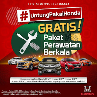 PROMO HONDA NIK 2021, BRIO, MOBILIO, JAZZ, BRV, HRV, CRV TURBO, CIVIC TURBO, ACCORD, ODYSSEY, CITY