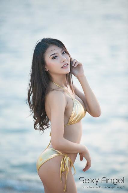 Hot girls Thai porn model Nirada Guernongkun 11