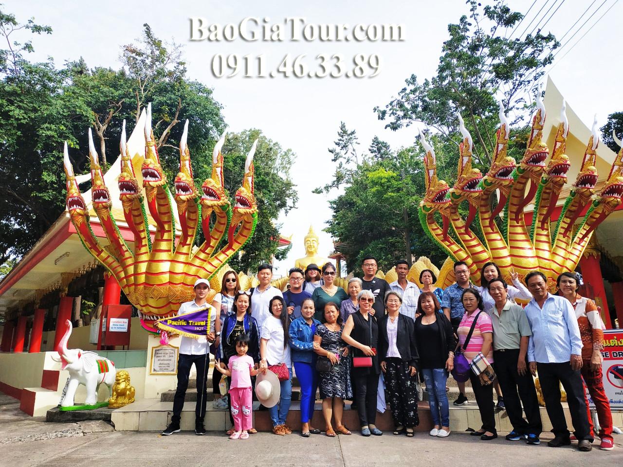 Báo giá tour Thái Lan tháng 10 trọn gói chỉ 5.100.000 VNĐ