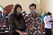 Wagub Kandouw: Gereja Harus Jadi Sumber Cinta Kasih