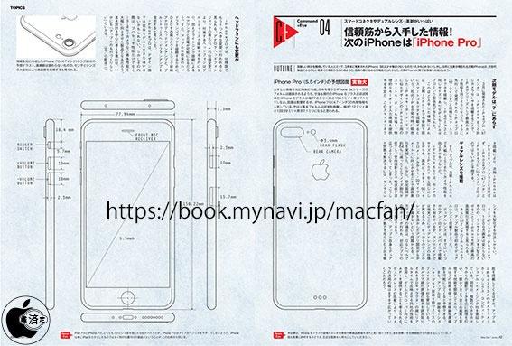 Skema iPhone 7 Plus bocor, dibekali dual kamera belakang
