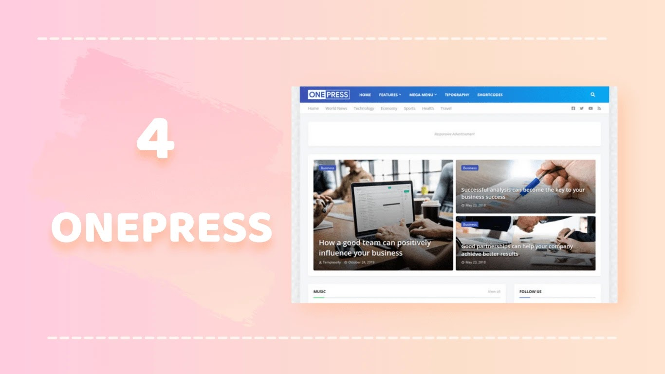 new blogger templates for news website