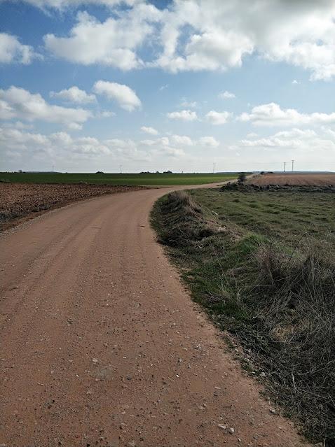 Camino de las cuestas