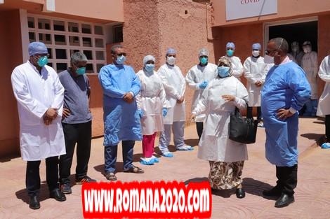 أخبار المغرب اليوبي: 114 إصابة جديدة بفيروس كورونا المستجد covid-19 corona virus كوفيد-19 في بؤر عائلية وتجارية وصناعية