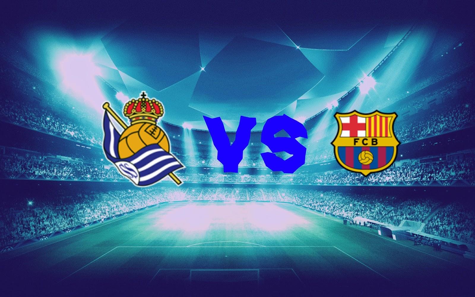 نتيجة مباراة برشلونة وريال سوسيداد اليوم 15-08-2021 الدوري الأسباني