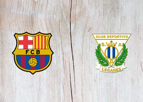 Barcelona vs Leganes Fuul Match & Highlights 30 January 2020