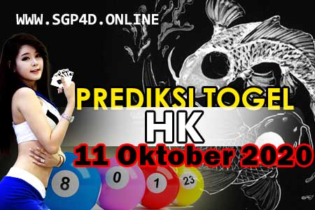 Prediksi Togel HK 11 Oktober 2020