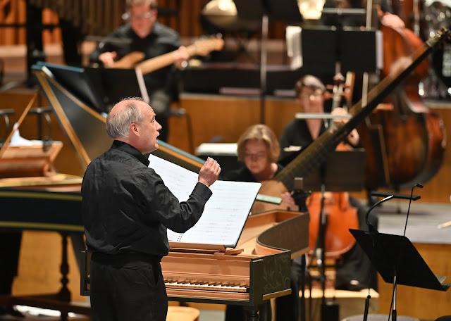 Errollyn Wallen, Henry Purcell: Dido's Ghost - John Butt, Dunedin Consort - Barbican Hall 2021 (Photo Mark Allan / Barbican)