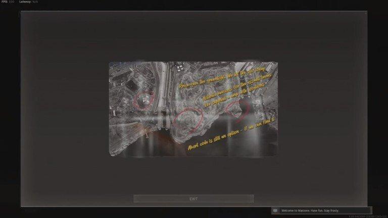 Mark Targets for Assault Team map
