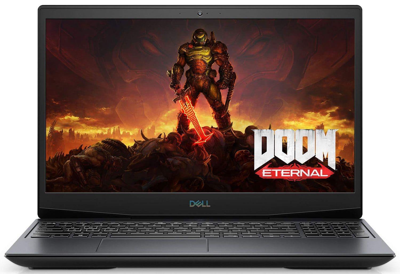1- لاب توب Dell G5 15 5500