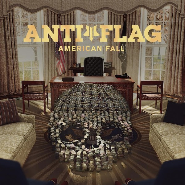 "Anti-Flag premiere video for ""Finish What You Started"""