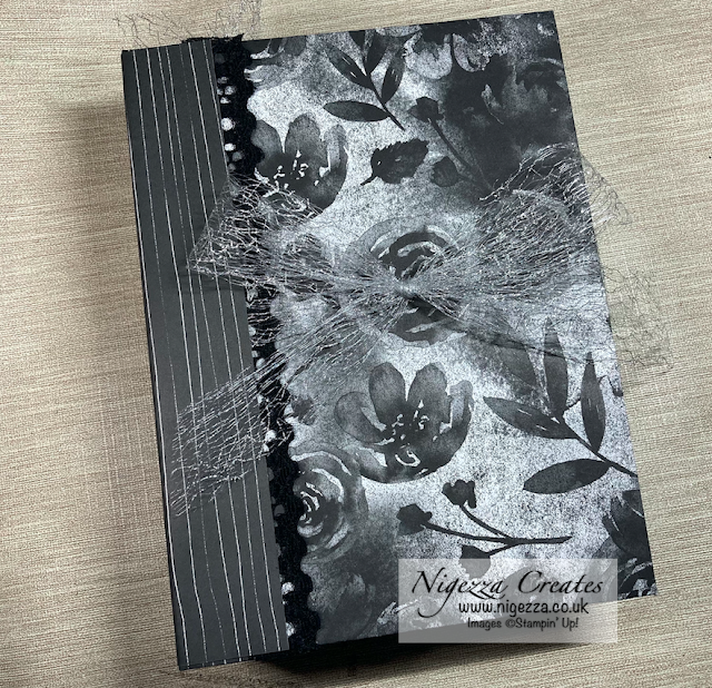 Gothic Journal: Making The Chipboard Cover
