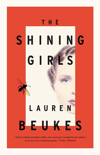 The Shining Girls by Lauren Beukes - book cover