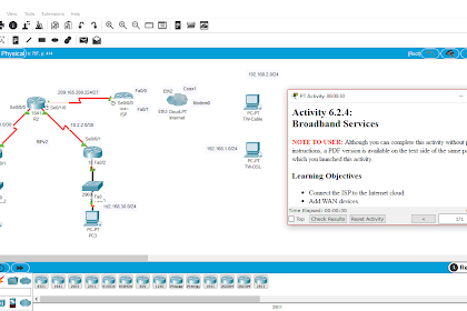 Bagi-Bagi File Topologi Cisco Packet Tracer Gratis