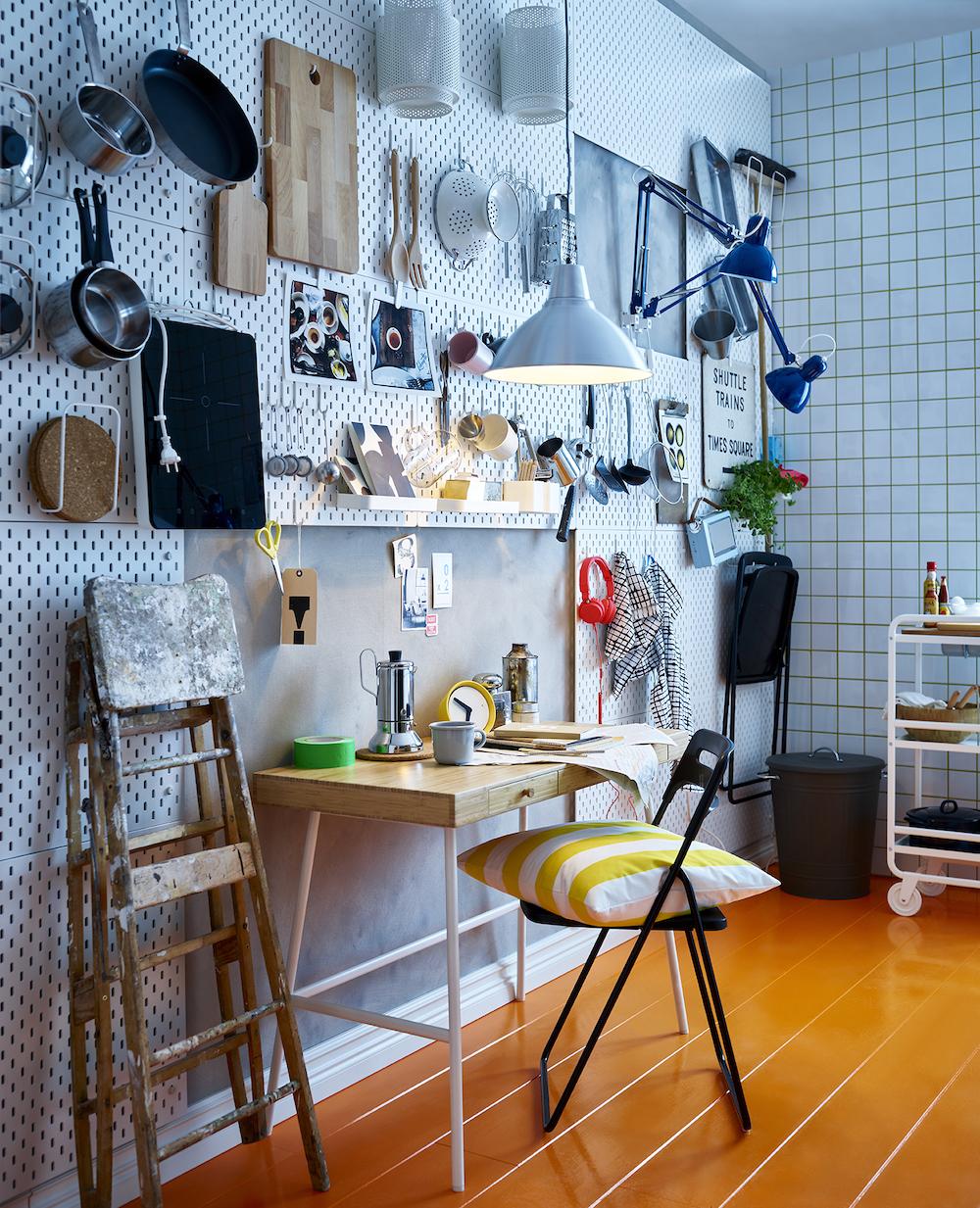 Nuevo catálogo IKEA 2020. Escritorio