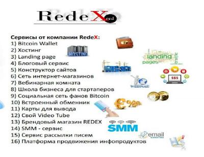 Почему я выбрала RedeX