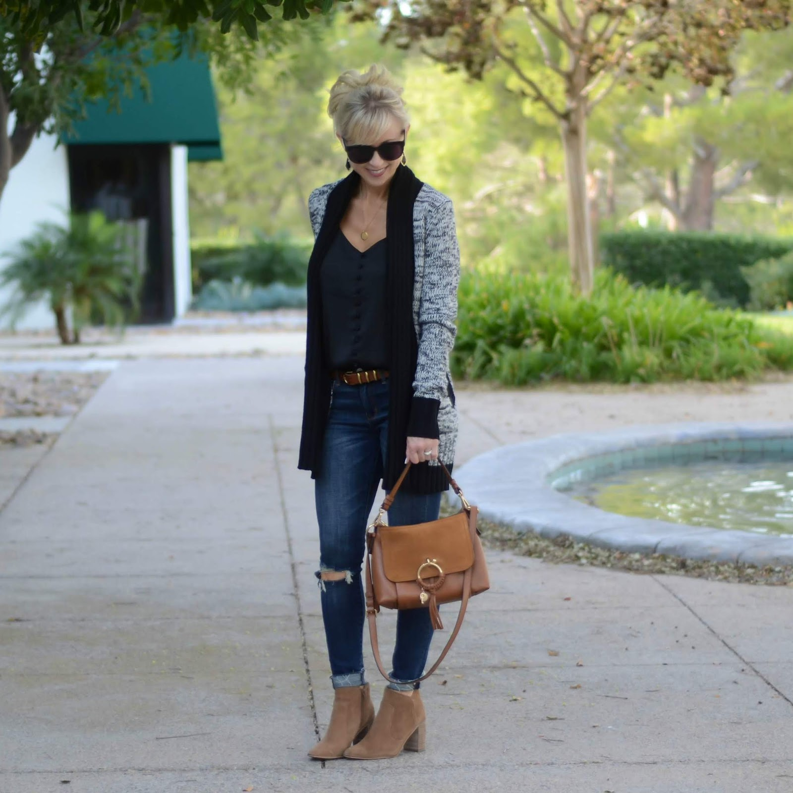 0a21596f Cozy Cardigan + Black Friday Begins | On the Daily E X P R E S S ...