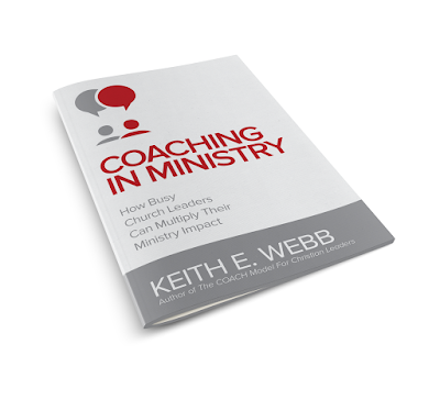 Missional Challenge: WIN FREE BOOK: Coaching in Ministry