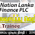 Vacancy In Nation Lanka Finance PLC