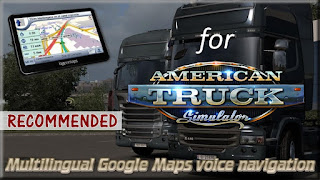 ats multilingual google maps voice navigation