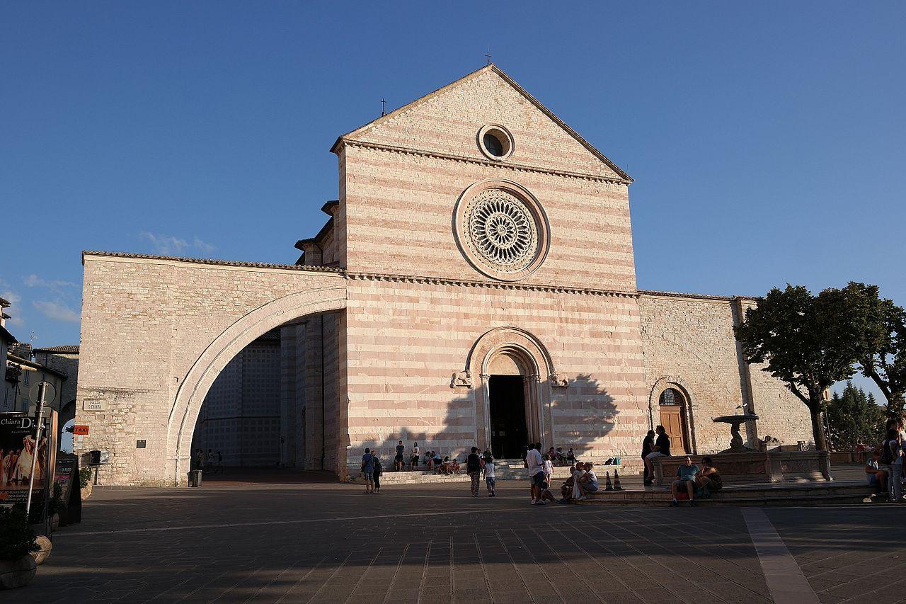 Basílica de Santa Clara - Assis