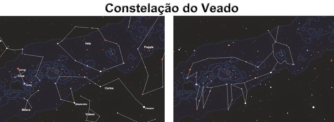 Constelação do Veado