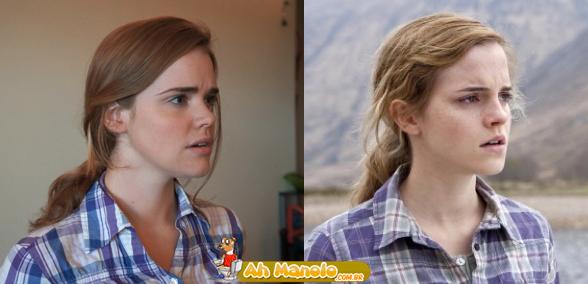 Meu amigos dizem que eu pareço a Emma Watson