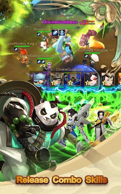 Monkey King-Demon Invasion Mod Apk Monkey King-Demon Invasion Mod Apk free, Monkey King-Demon Invasion Mod Apk android