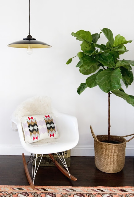 Ideas To Decorate Interiors With Plants 11