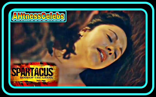 Marisa Ramirez sex scene - Spartacus 4 (2013)
