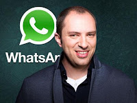 Otobiografi / Literatur Orang Sukses -  Jan Koum -  Pendiri Whatsapp Lengkap