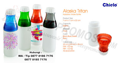 Alaska Tritan Hydration Water Bottle untuk souvenir, Jual Tumbler Souvenir Alaska Tritan Hydration Bottle, Souvenir Kantor Alaska Tritan Hydration Water Bottle, Alaska Tritan Hydration Water Bottle Botol Promosi Custom Harga Grosir