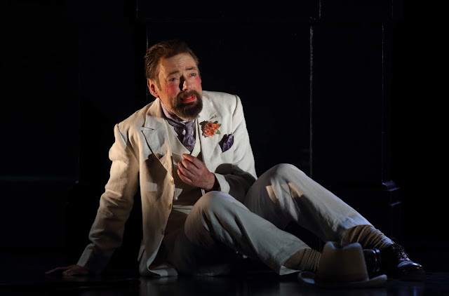 Britten: Death in Venice - Mark Padmore - Royal Opera ((c) ROH 2019 photographed by Catherine Ashmore)*