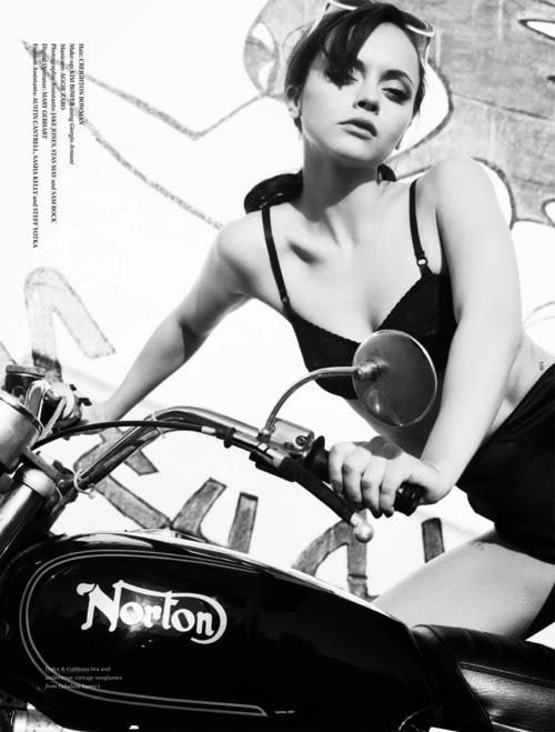 Norton Girl