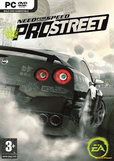 Need for Speed Pro Street (PC) 2007