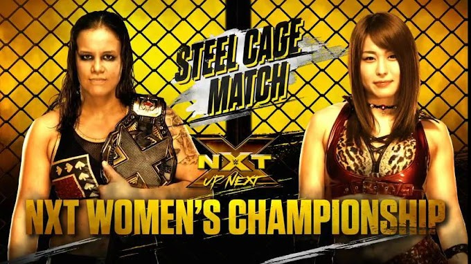 Replay: WWE NXT 26/06/2019