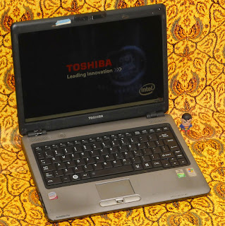 Laptop Toshiba Pro U400 Core2Duo Second