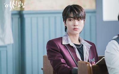 seo jun second lead dan sad boy true beauty