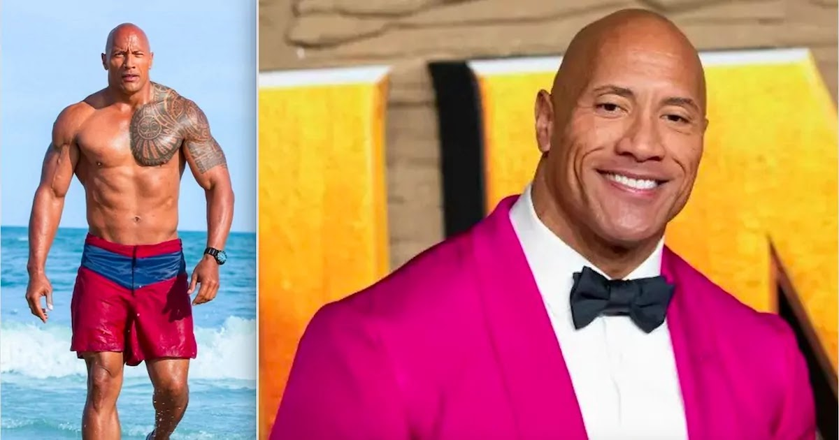 Almost Half Of Americans Would Endorse Dwayne 'The Rock' Johnson For President, Poll Finds