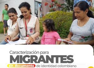 Migrantes pueden anotarse para vacunarse contra el Covid en Pereira