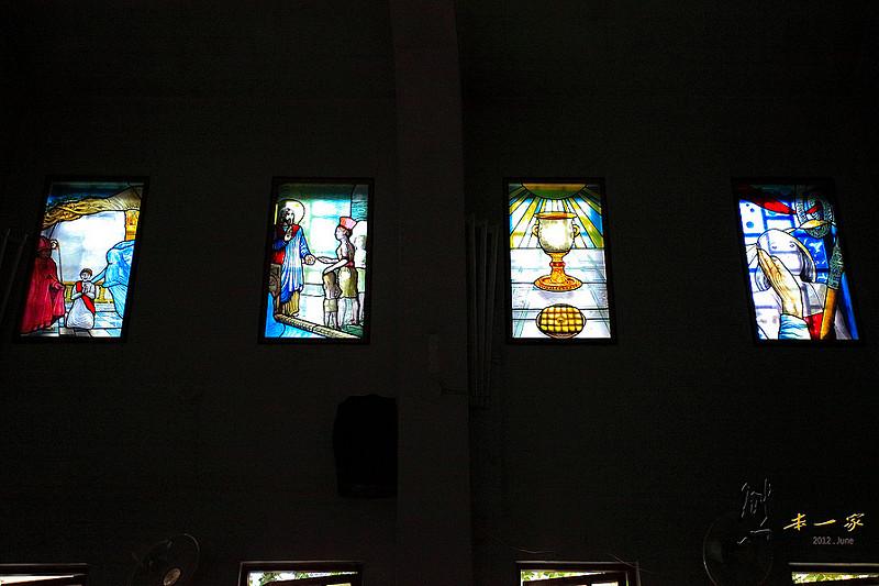 新城天主堂|新城神社遺址|新城古蹟景點