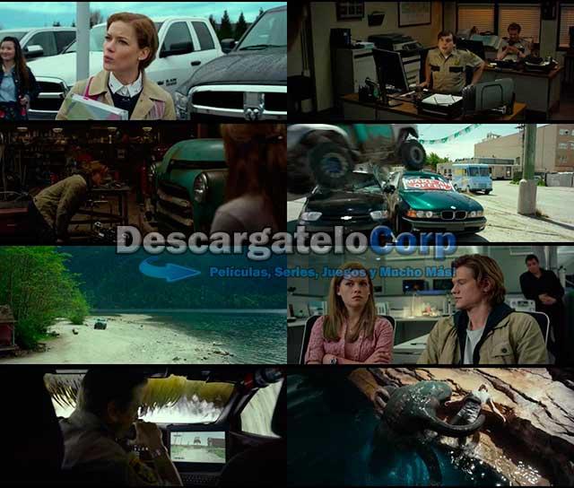 Monster Trucks (2017) DVDRip Español Latino