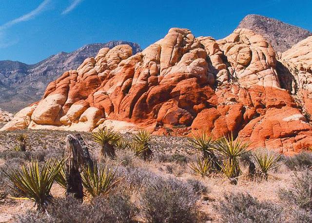 Red Rock Canyon em Las Vegas