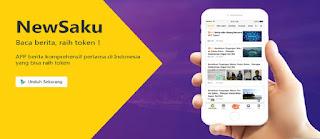 newsaku aplikasi penghasil pulsa gratis