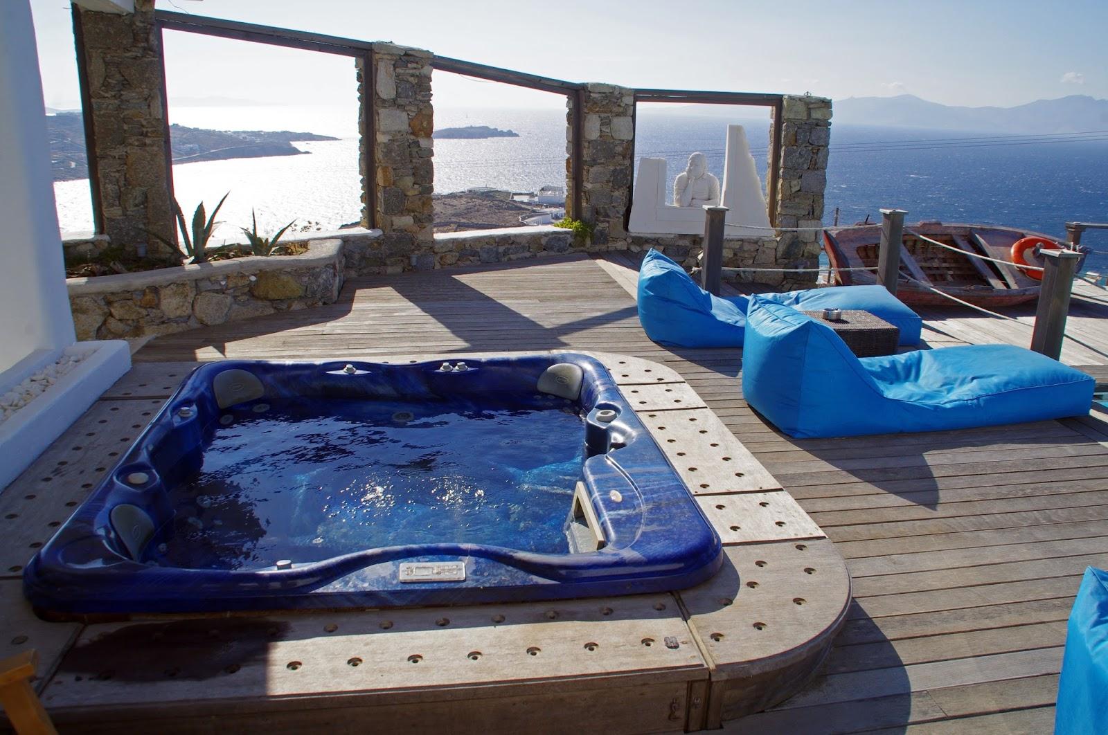 Tharroe of Mykonos Spa and Views