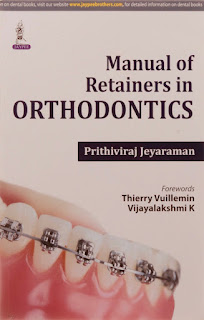 Manual of Retainers in Orthodontics