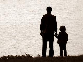 Seorang Ayah dan Anaknya