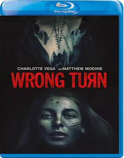 Wrong Turn [2021] [BD25] [Subtitulado]