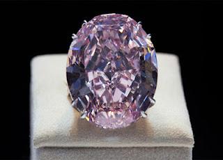 Viên Kim cương hồng ngôi sao