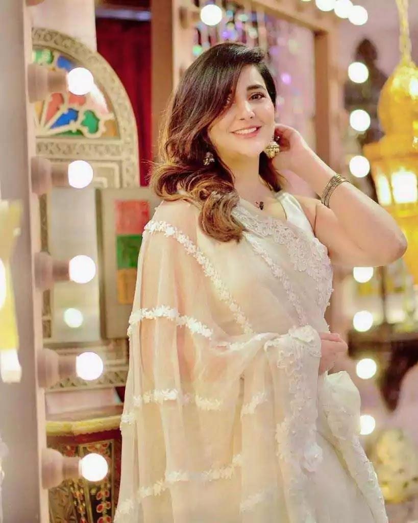 Jalan Actress Areeba Habib Is Getting Married